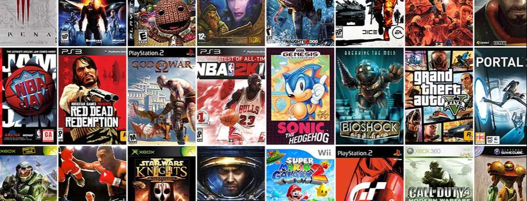 Black Friday Video Games Deal for Xbox and PS4