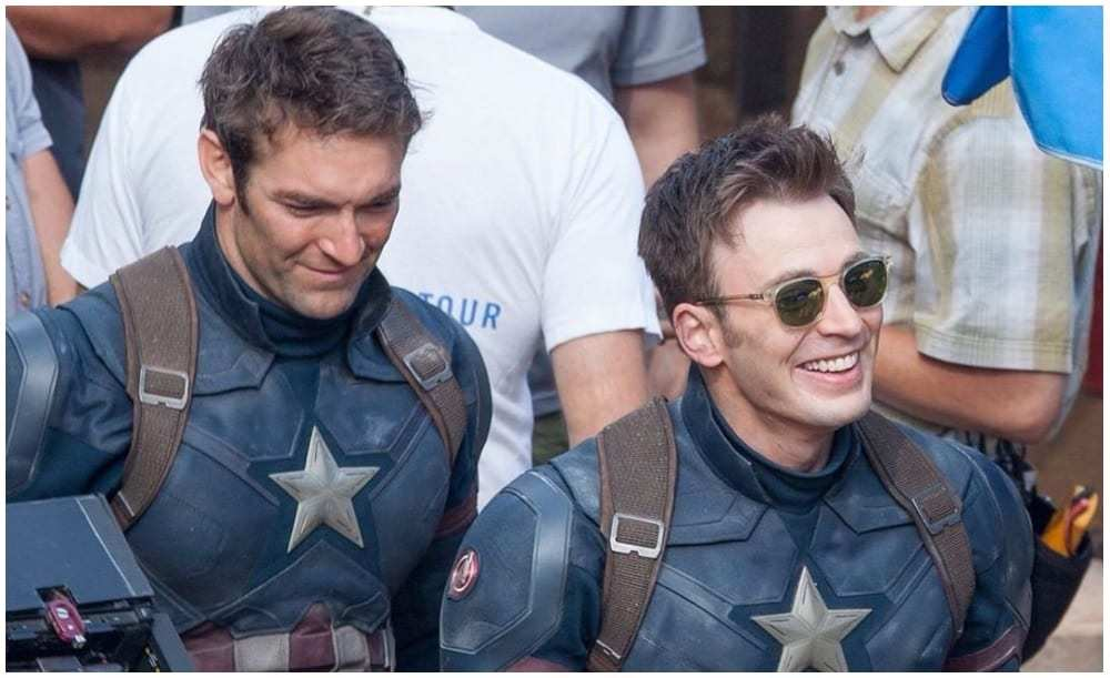 Behind The Scenes: Actors And Their Stunt Doubles
