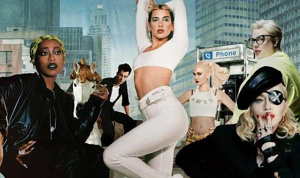Club Future Nostalgia — Dua Lipa & The Blessed Madonna