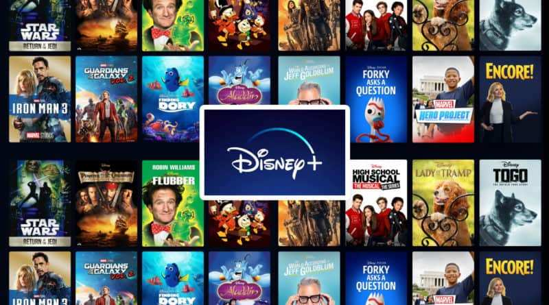 Disney Plus January 2021 releases