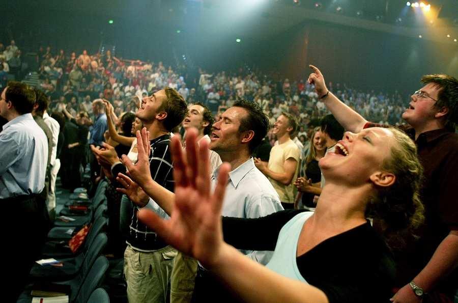 Hillsong Church scandal