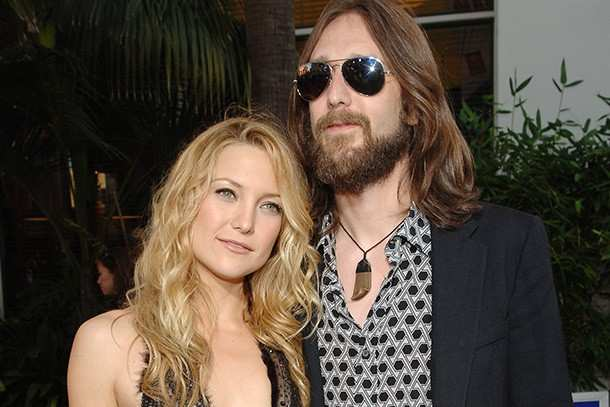 Kate Hudson & Chris Robinson