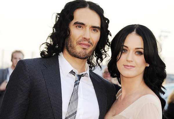 Katy Perry & Russel Brand