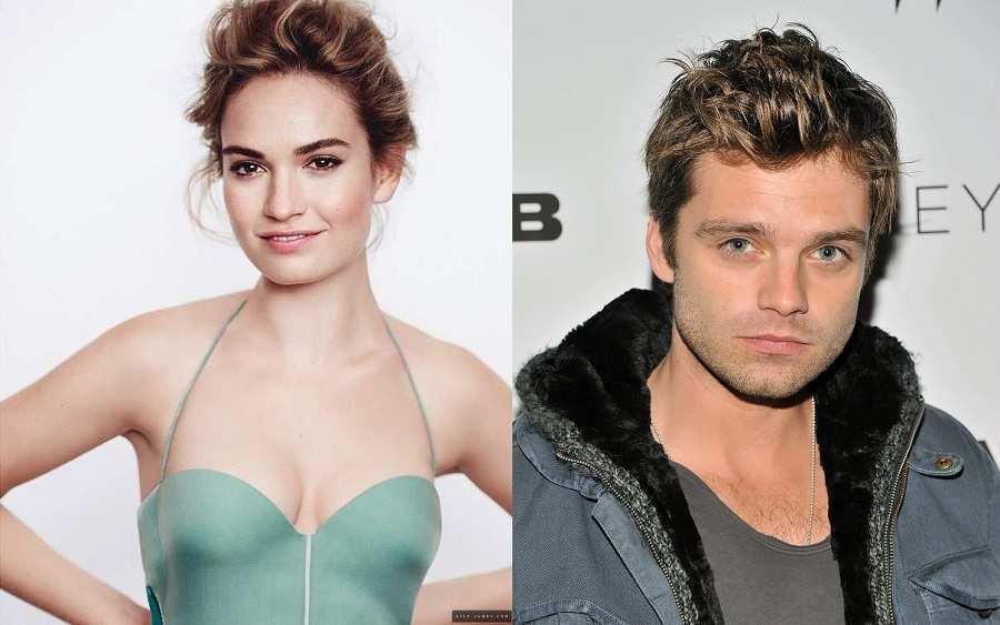 Pamela Anderson Biopic: Lily james and Sebastian Stan