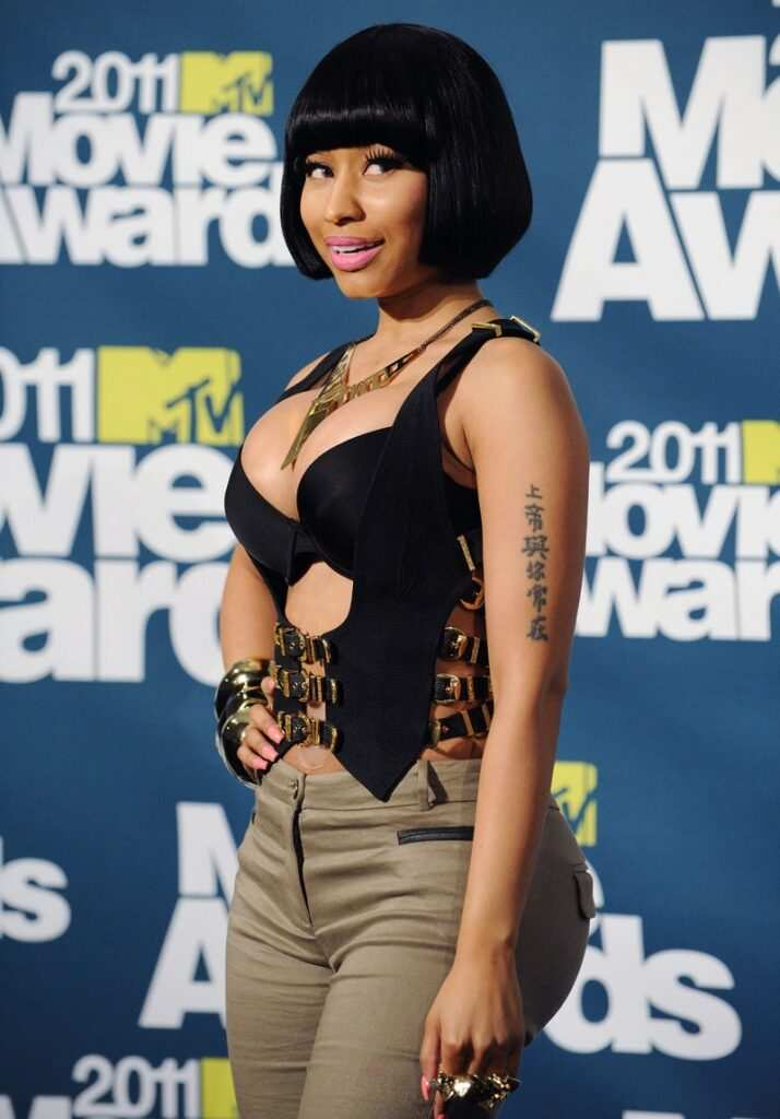 Nicki Minaj: 10 Best Fashionable & Iconic Outfits