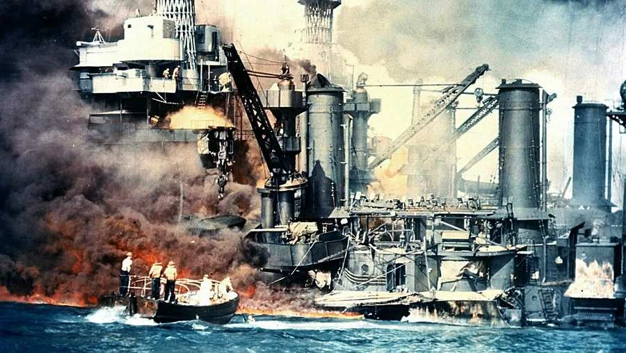 National Pearl Harbor Remembrance Day— Flags to be flown at half-staff