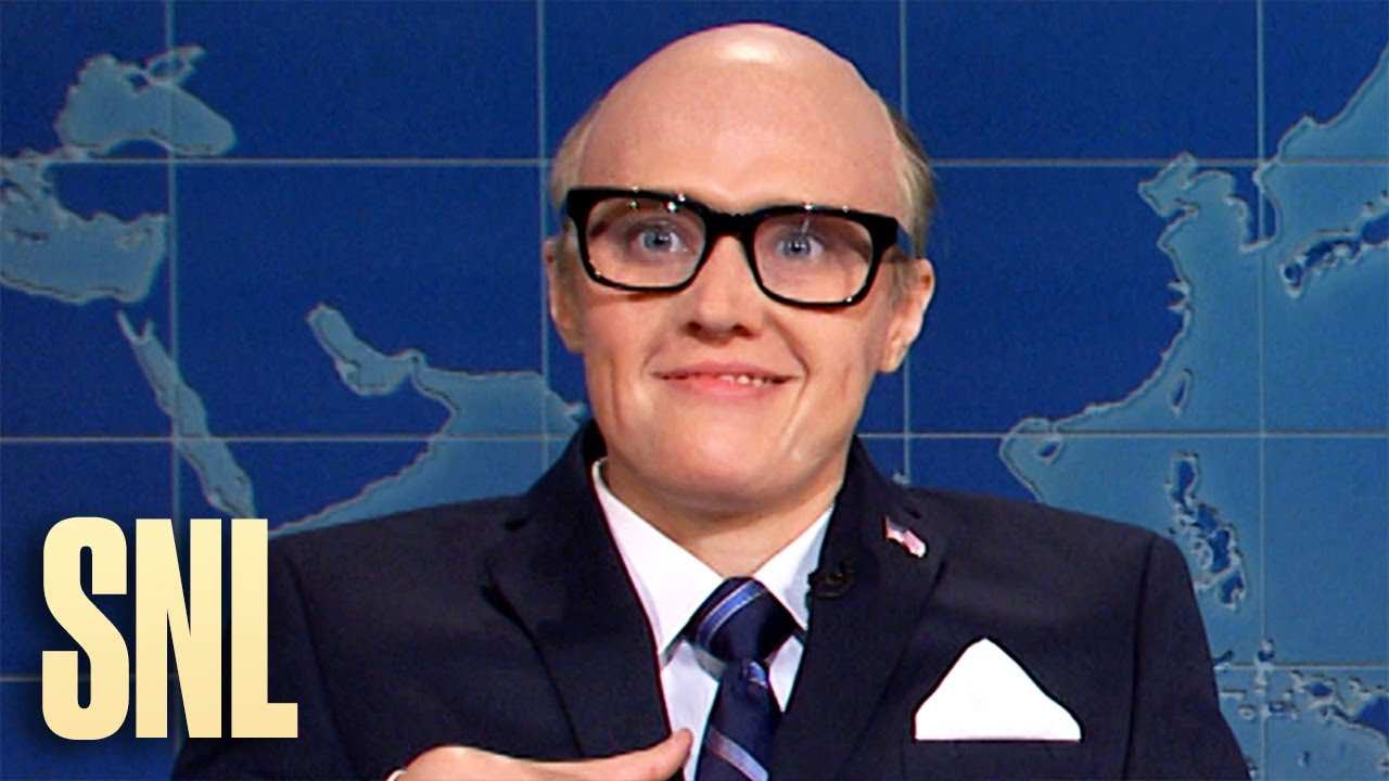 SNL Rudy Guilany
