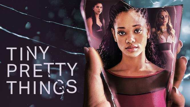 Tiny Pretty Things Netflix cover