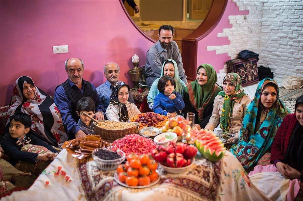 Iran • Yaldā • Coronavirus • Iranian Peoples • Hassan Rouhani • Winter Solstice