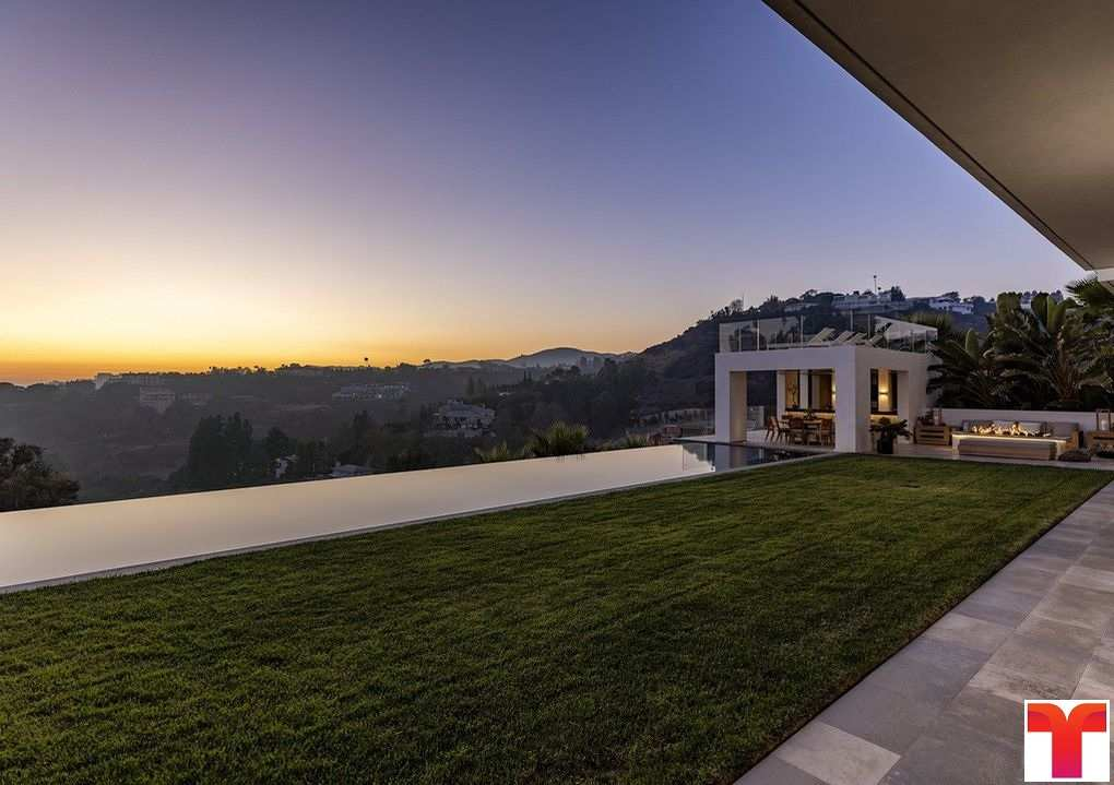 Trevor Noah, 'The Daily Show' Host, Bought Bel-Air Mansion for $27.5M