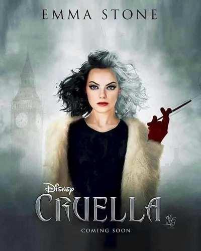 Disney Cruella