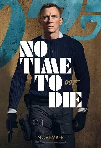 No Time to Die - James Bond