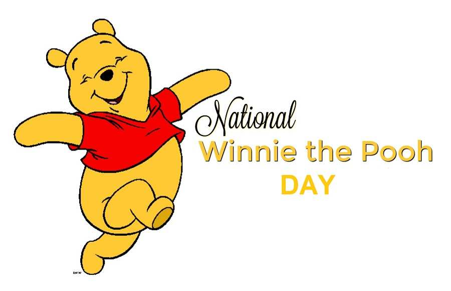 Winnie The Poo Day
