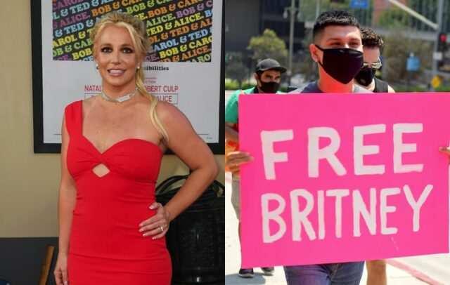 Britney Conservatee