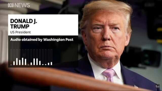 Donald Trump Leaked Audio