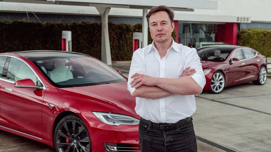Elon and Tesla