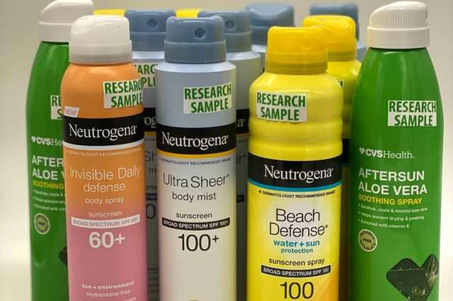 Johnson & Johnson Recalls 5 Sunscreens Products Due to Benzene Traces