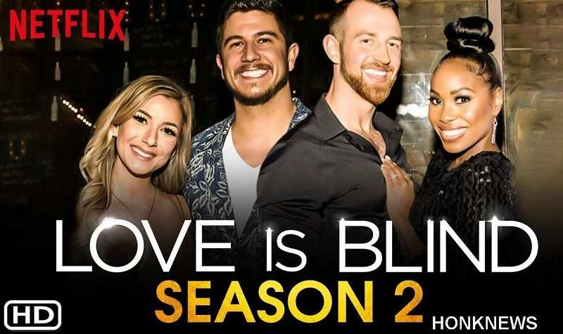 Love Is Blind Season 2 Poster