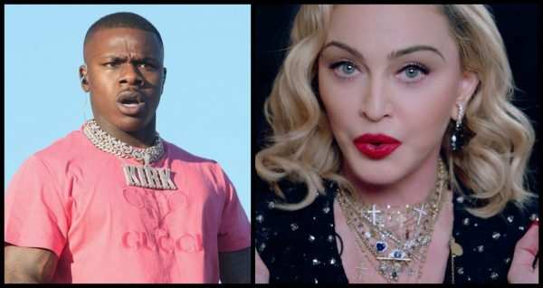 Madonna to DaBaby