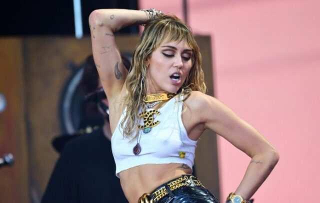 Miley Cyrus merchandise