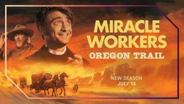 Miracle Workers Oregon Trail Season 3