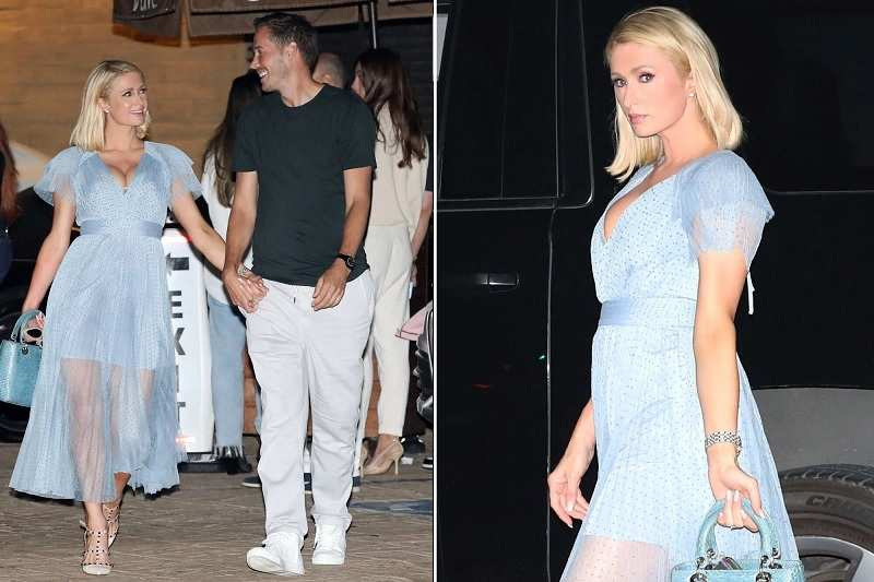 Paris Hilton Is Pregnant With Her First Child