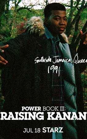 Power Book III Raising Kanan