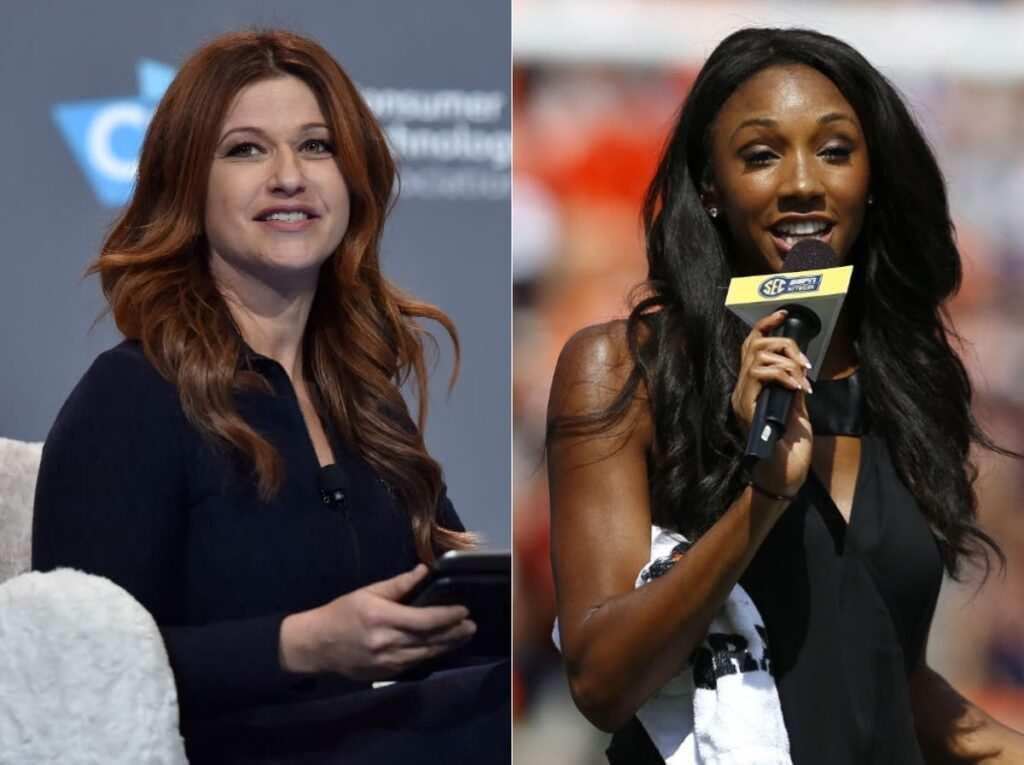 Maria Taylor Quits ESPN After Rachel Nichols' Phone Conversation on Race Leaked