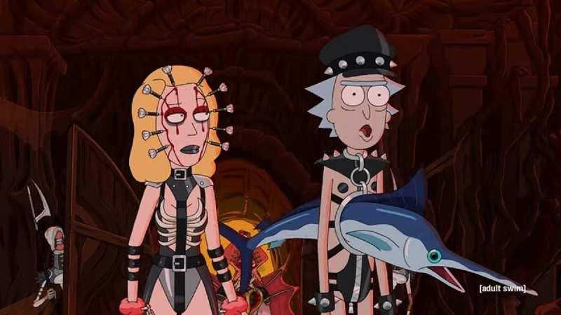 Rick and Morty still