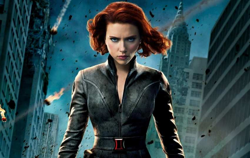 Scarlet Johansson Sues Disney