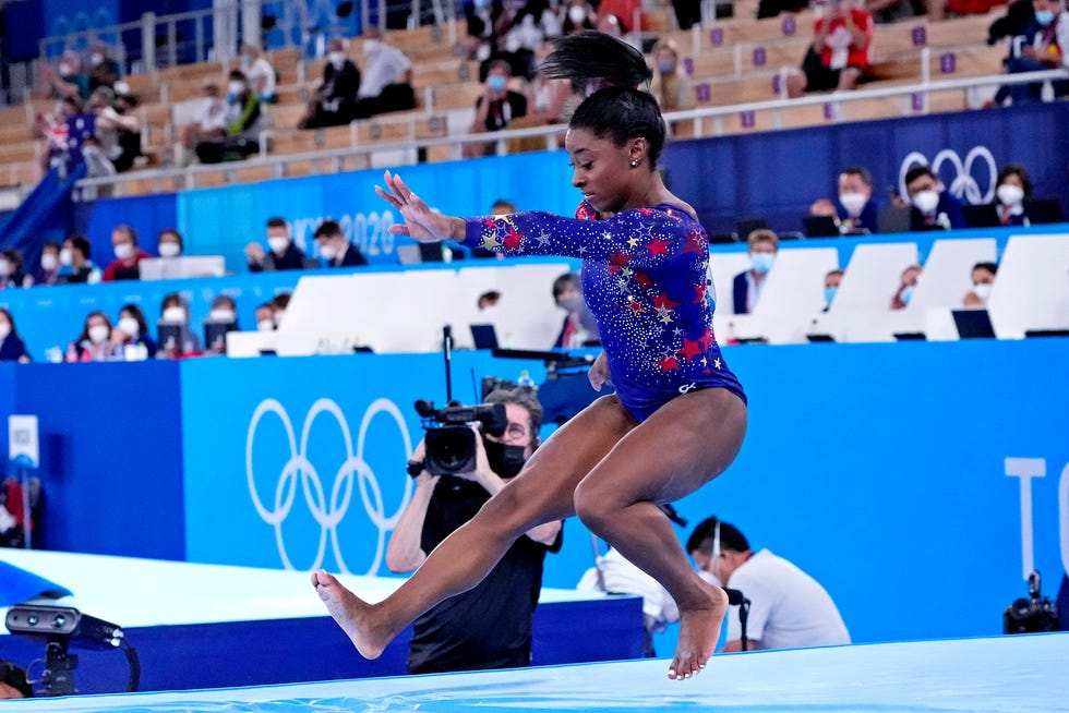 Simone Biles Withdraws From The Olympics: Team Mates & Social Media Flooded Her With Support