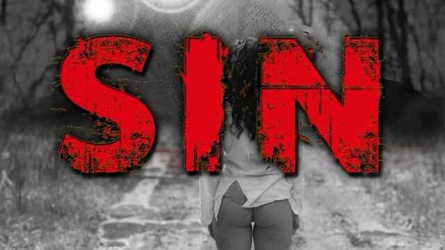 Sin landscape poster