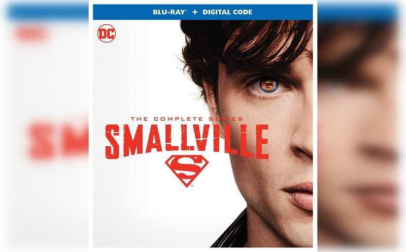 SmallVille BlueRay