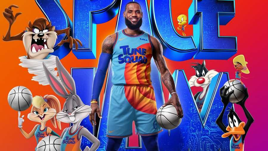 Space Jam A New Legacy Looney Toons
