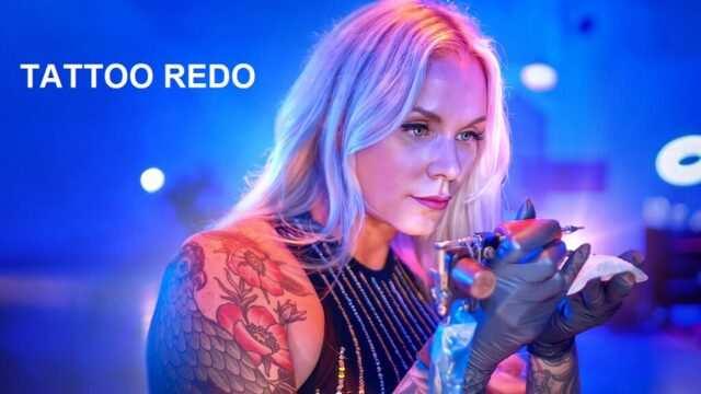 Tattoo Redo Poster