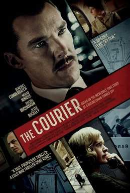 The Courier Poster (Small)