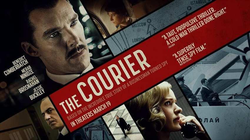 The Courier Poster (landscape)