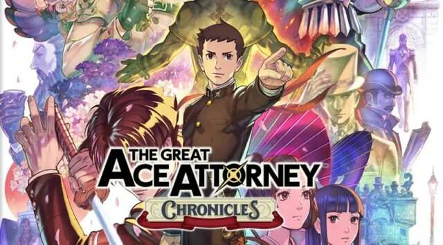 The Great Ace Chronicles Poster