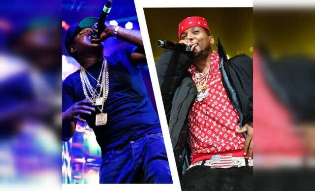 The Lox vs Dipset face Off