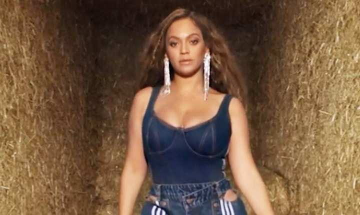 Beyonce Adidas Rodeo Collection Launch