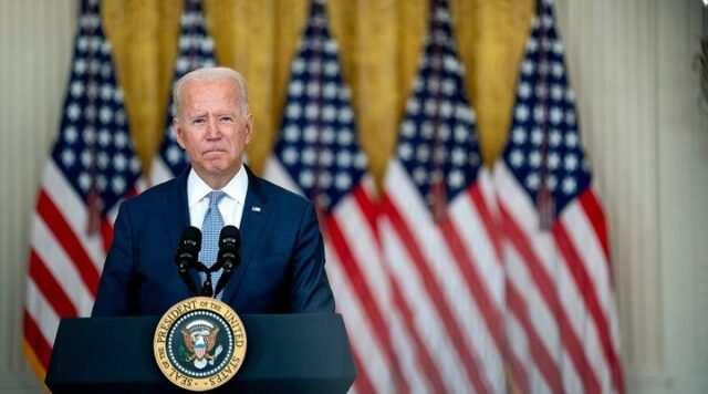 Biden Press Conference Blames Afghan Army