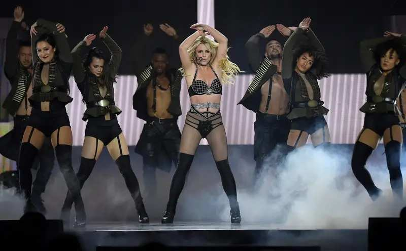 Revealed: Why Britney Spears Was Posting Topless Selfies Continuously