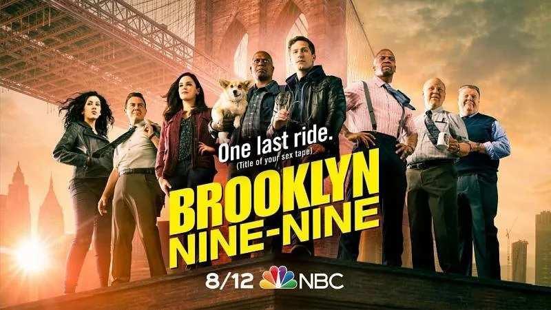 Download Brooklyn Nine-Nine Season 8 Episode 1