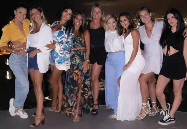 Bruna Biancardi Party