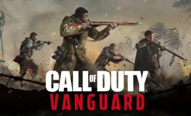 Call of Duty vanguard Poster