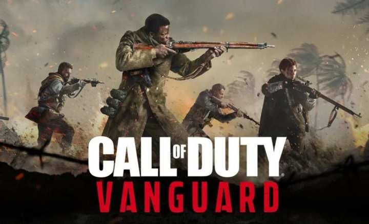 Call of Duty: Vanguard Poster