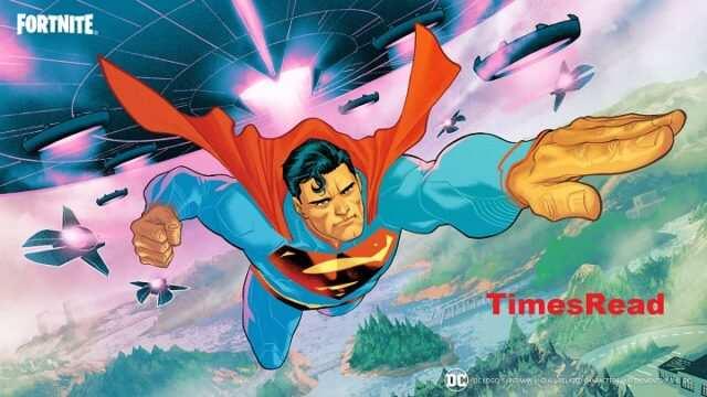 Clark Kent Fortnite Skin