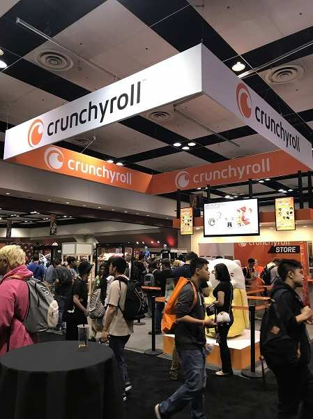 Crunchyroll Sold to Sony