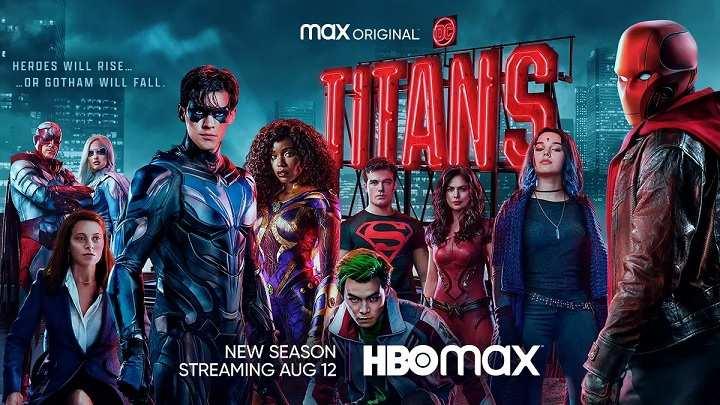 Download DC's Titans