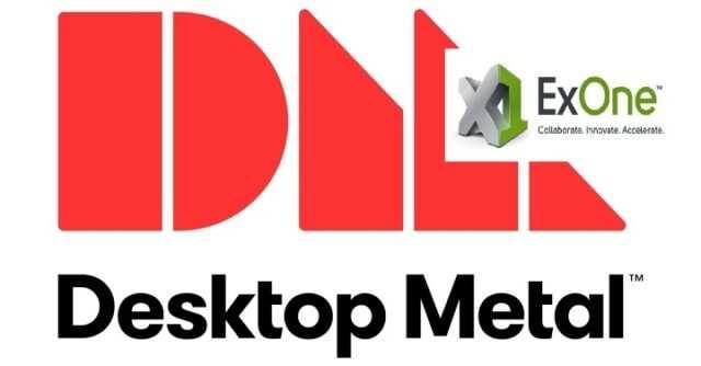 Desktop metal EXOne Deal